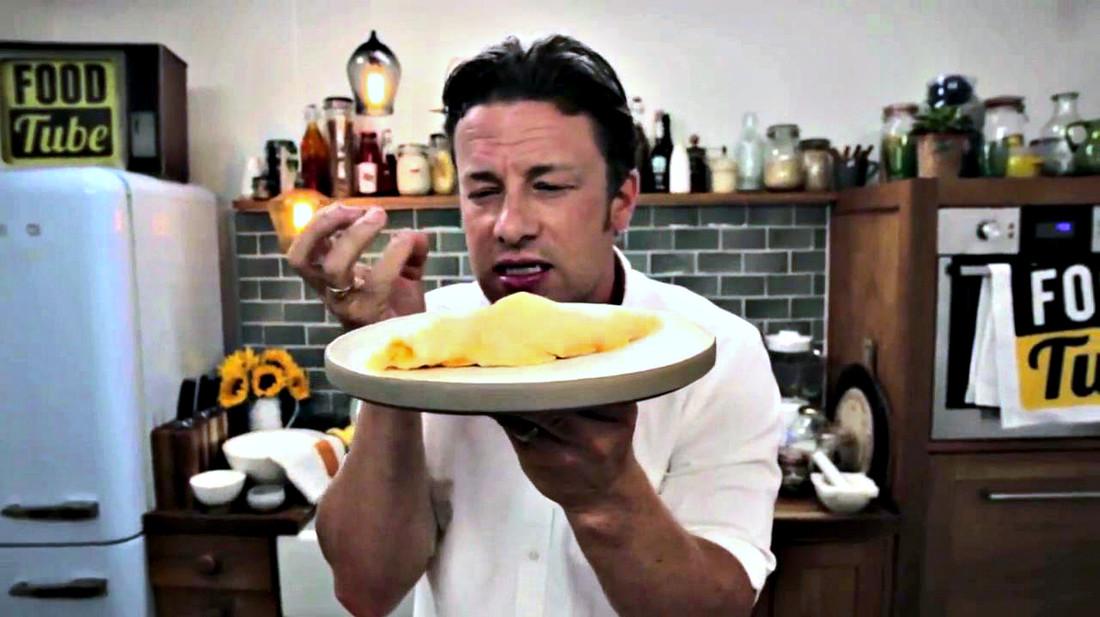 Αυτή είναι η καλύτερη ομελέτα του κόσμου κατά τον Jamie Oliver