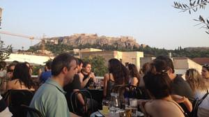 Η πιο «Λουκούμι» θέα στην Αθήνα είναι διαχρονική