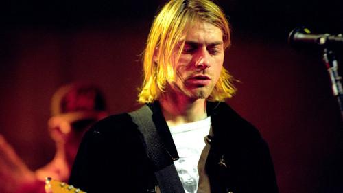 Οι πίνακες του Kurt Cobain είναι πιο περίεργοι από τους στίχους του