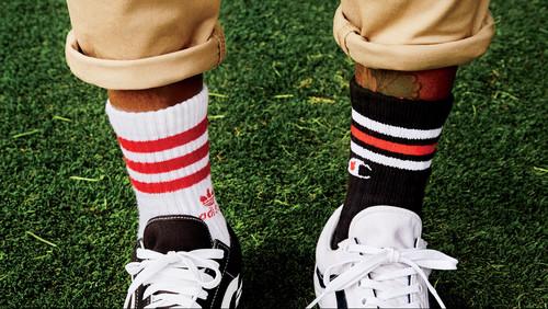 6 ζευγάρια κάλτσες για το καλοκαίρι
