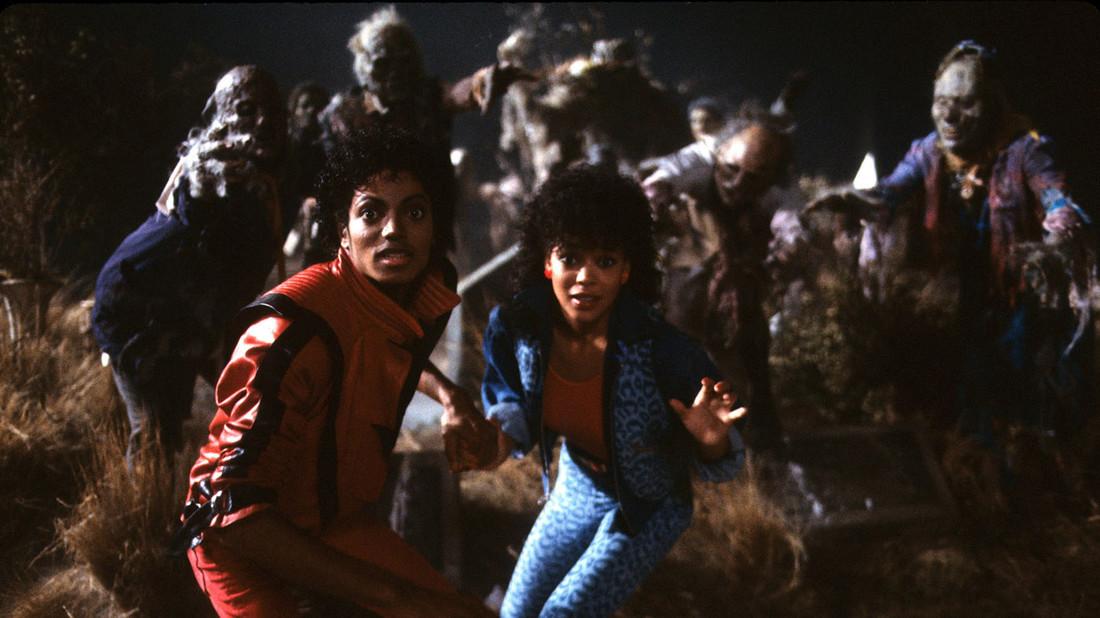 Το Thriller του Michael Jackson επιστρέφει σε 3D