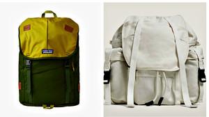 2 ωραιότατα backpack για να προετοιμάζεσαι για το Φθινόπωρο