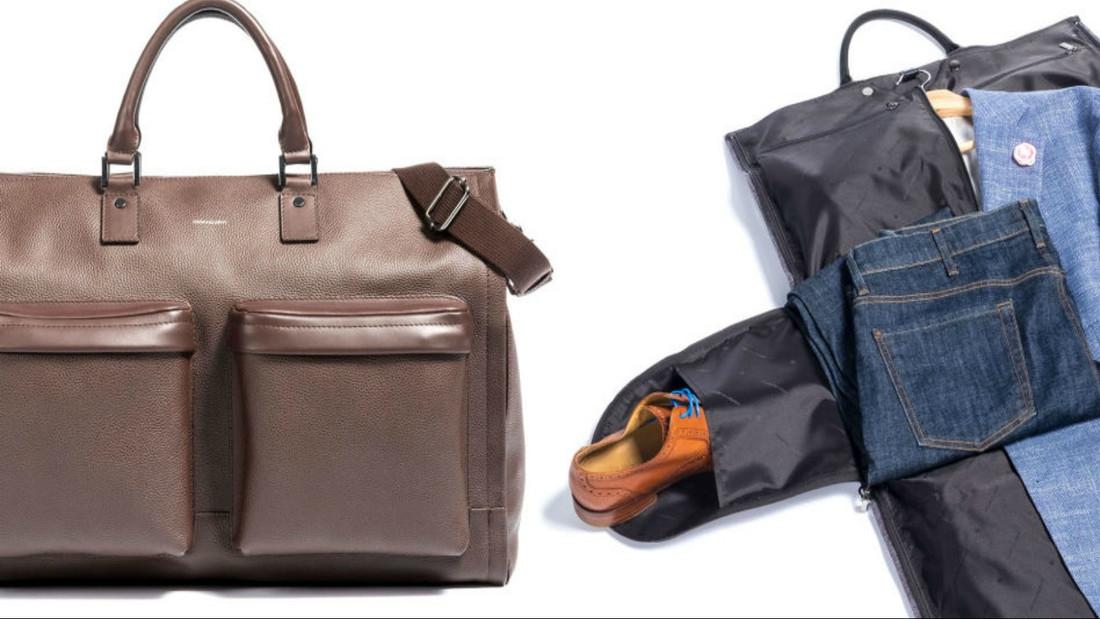 Με αυτή την τσάντα ταξιδίου θα θες κάθε ΣΚ να πηγαίνεις εκδρομή