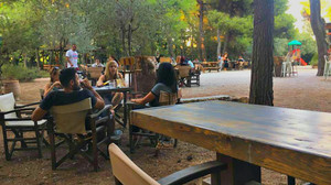 Το καφέ σε αυτή την καταπράσινη γωνιά της Αθήνας θα γεμίσει δροσιά το είναι σου