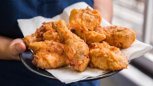 18 φωτογραφίες  που τιμούν το τηγανητό κοτόπουλο