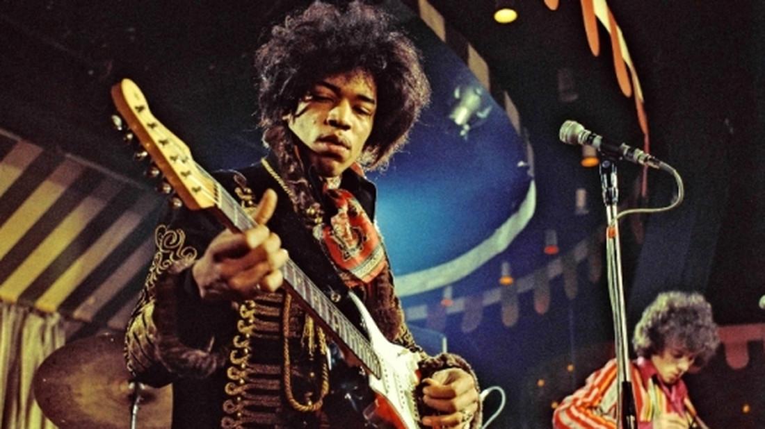 Κιθάρα «Jimi Hendrix Stratocaster» για να κάψεις τα δάχτυλά σου