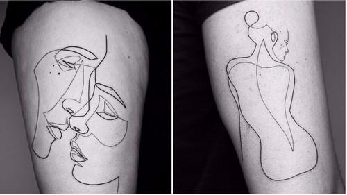 17 τατουάζ έργα τέχνης που θα σε αφήσουν με το στόμα ανοιχτό