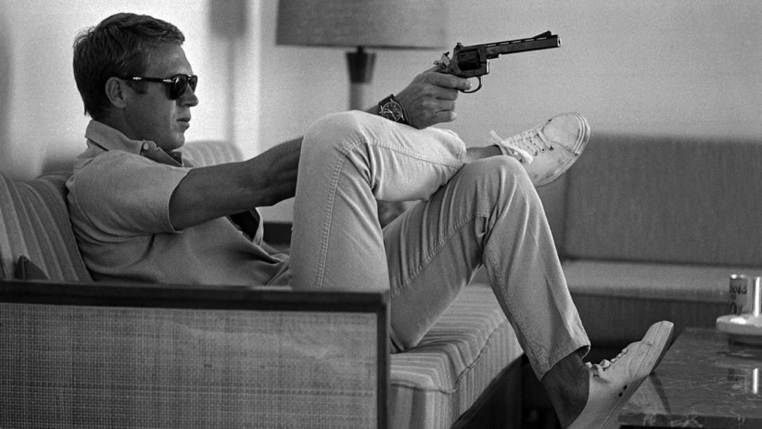 O Steve McQueen έδωσε νόημα στη λέξη «άντρας»