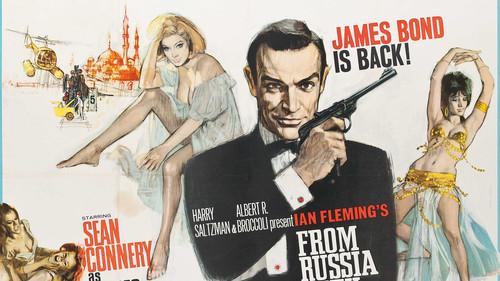 15 πόστερ του James Bond για να γεμίσεις την 007 συλλογή σου