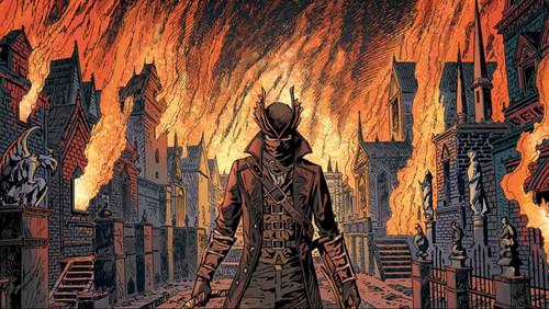 Το Bloodborne γίνεται κόμικ κι εμείς απλά περιμένουμε καρτερικά