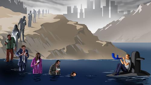 Τα παρακάτω σκίτσα είναι ο καθρέφτης της κοινωνίας που ζεις