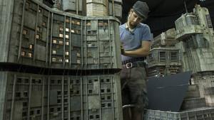 Τα επιβλητικά κτίρια του «Blade Runner 2049» δεν είναι τόσο μεγάλα όσο νομίζεις