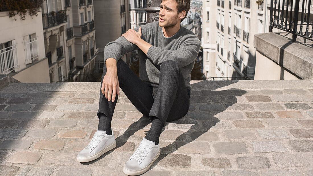 6 συμβουλές για να κρατήσεις τα παπούτσια σου για πάντα λευκά