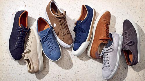 6 σουέντ παπούτσια για τις στιλάτες βόλτες σου