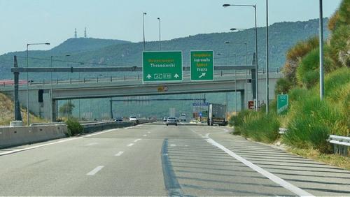 Το Αθήνα-Θεσσαλονίκη με ΙΧ δεν είναι και η πιο ονειρική διαδρομή