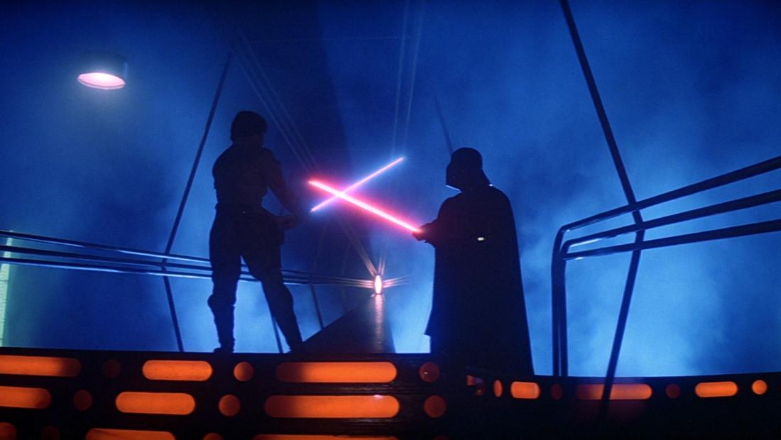 Σκηνές Star Wars με μουσική Black Sabbath;