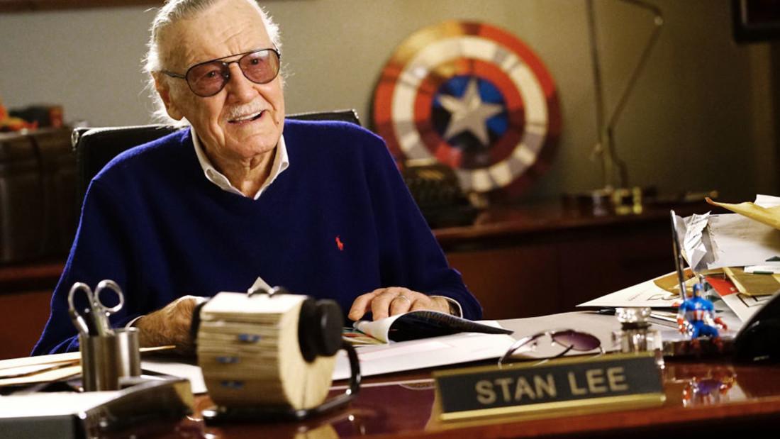 Θυμόμαστε τον Stan Lee μέσα από τις cameo εμφανίσεις του