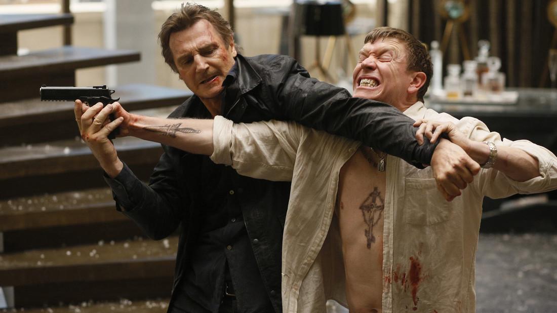 Liam Neeson, πόσο εθισμένος είσαι στα κλωτσομπουνίδια;