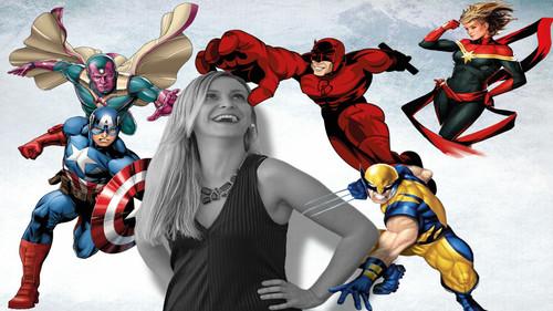 Σοφία σκαμπάζεις τίποτα από το ηρωικό σύμπαν της Marvel;