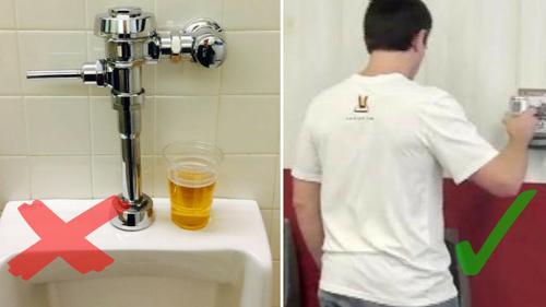 Κάποιος σκέφτηκε να φτιάξει ένα ράφι τουαλέτας για μπύρα και βγάζει 1,5 μύριο το χρόνο...