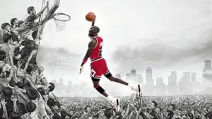 Μάικλ Τζόρνταν: Ο άνθρωπος που μπορούσε να πετάξει