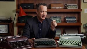 Ο Tom Hanks δεν πάει για Όσκαρ, πάει όμως η γραφομηχανή του
