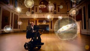 Ο Στίβεν Χόκινγκ ήταν το μοναδικό φως που δεν αιχμαλώτισαν οι μαύρες τρύπες