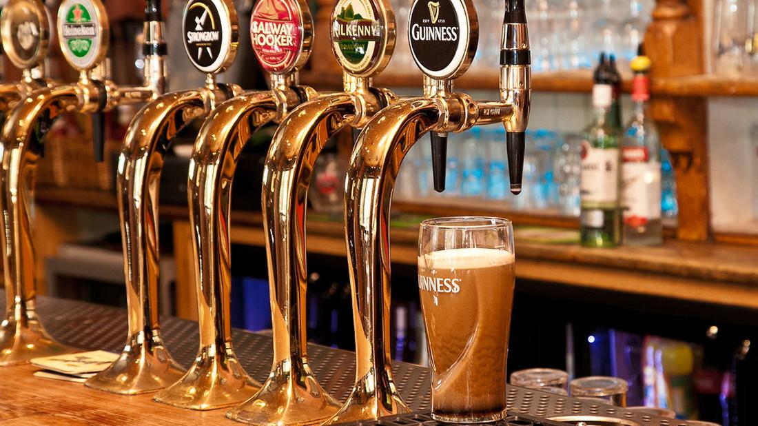 4 ιρλανδικές μπύρες για να ξεδιψάσεις στο St. Patrick's Day
