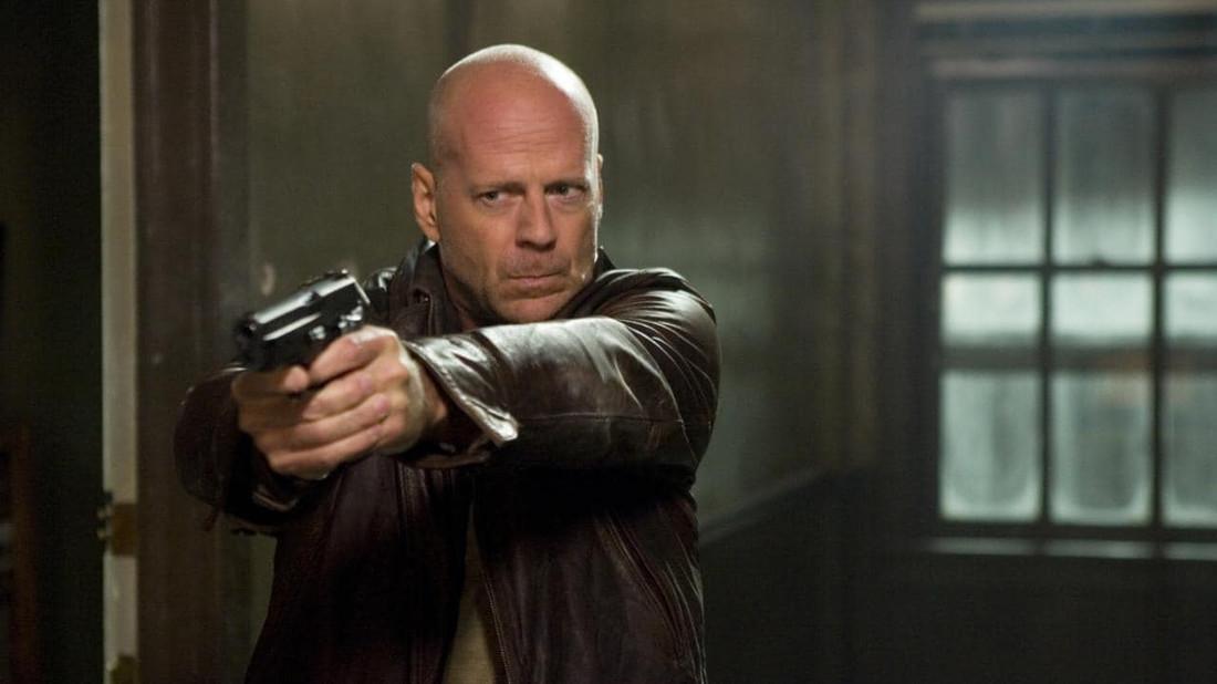 Γιατί ο Bruce Willis είναι ο πιο διαχρονικός action hero