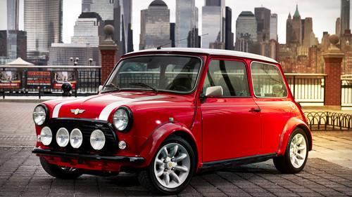 Ζήσαμε για να δούμε ηλεκτρική έκδοση του Mini Cooper