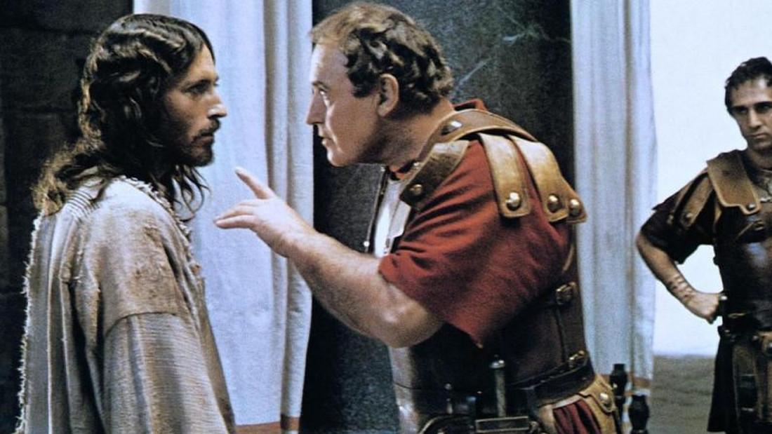 Μπορείς να θυμηθείς που άλλου έχει παίξει το καστ του «Ιησού από τη Ναζαρέτ»;