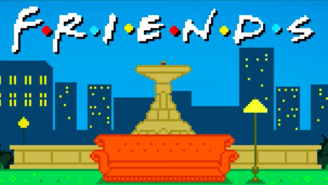 Αν τα Φιλαράκια ήταν video game