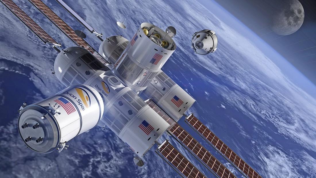 Κλείσε θέση στο ξενοδοχείο του διαστήματος για το 2022