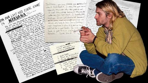 Γραμματοσειρά από τα χεράκια του Cobain κατευθείαν στο Word σου!