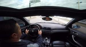 Άμπαλος αδερφός τρακάρει BMW Ζ4 στο παρθενικό της οδήγημα