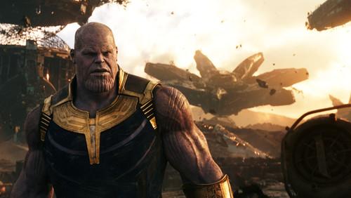 Ο Thanos δίνει αξία στο αξεπέραστο μεγαλείο του Infinity War
