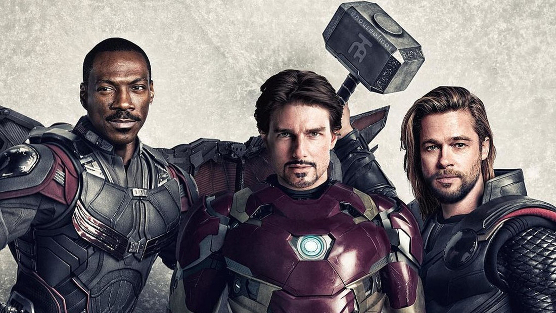 Έλα να ρίξεις μια ματιά στους Avengers των 90's