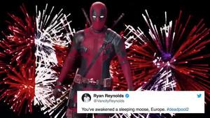 O Deadpool σκέφτεται να δοκιμάσει την τύχη του στην Eurovision