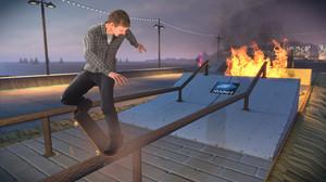 Το «Tony Hawk's Pro Skater» ήταν το παιχνίδι που με αλήτεψε