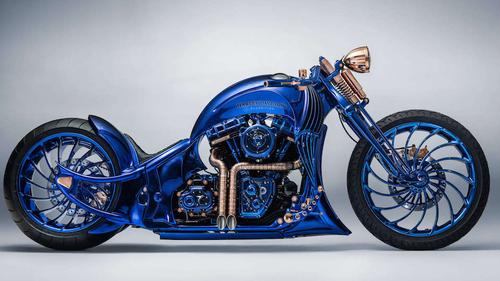 Πόσα λες να αξίζει ΑΥΤΗ η υπερπαραγωγή της Harley;