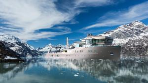 Κρουαζιερίτσα στην Ανταρκτική με γιοτ χιλίων αστέρων