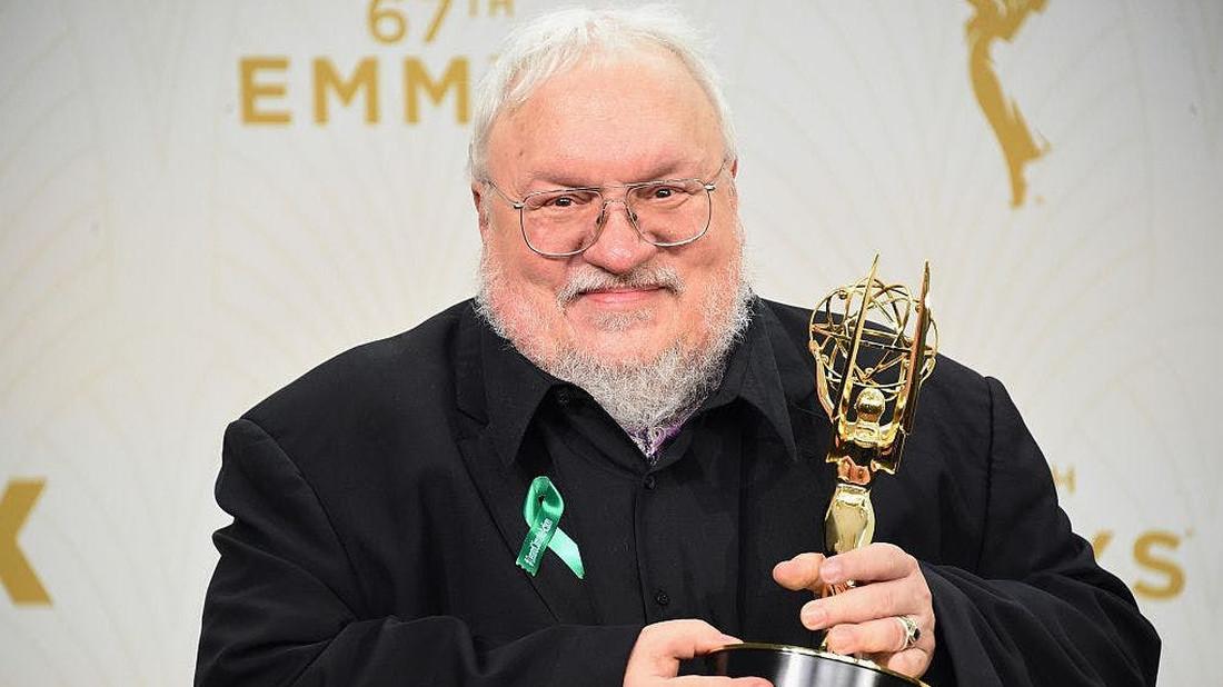 Ο George R.R. Martin ετοιμάζει ταινία με Ice Dragon