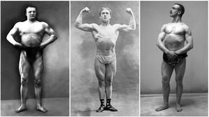Μήπως δεν υπήρχαν bodybuilders στις αρχές του 20ού αιώνα;