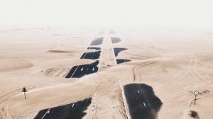 Ιδανικοί για road trip οι δρόμοι του Ντουμπάι