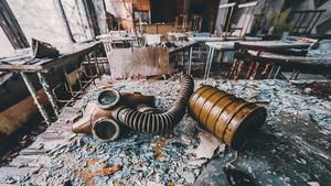 Το Τσέρνομπιλ ανατριχιάζει ακόμα
