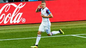 Tο επικό tweet του Φινμπόγκασον ήταν καλύτερο και από το γκολ του με την Αργεντινή