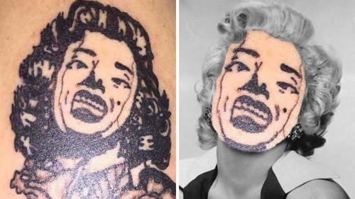 12 αποτυχημένα τατουάζ αν εφαρμόζονταν στην πραγματική ζωή