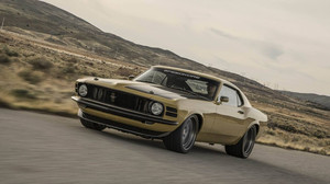 Η Mustang του Robert Downey Jr. ανταγωνίζεται τον ίδιο τον Ironman