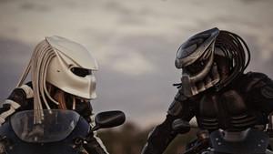 Θα αισθανόσουν πιο ασφαλής αν φορούσες κράνος Predator;