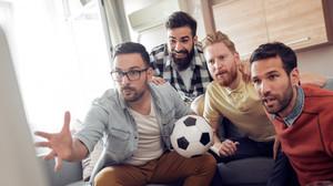 Μουντιάλ: Γιόρτασε τη μεγάλη γιορτή του ποδοσφαίρου σαν πραγματικός φίλαθλος